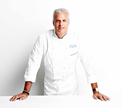Chef Eric Ripert of Le Bernardin in New York City, New York