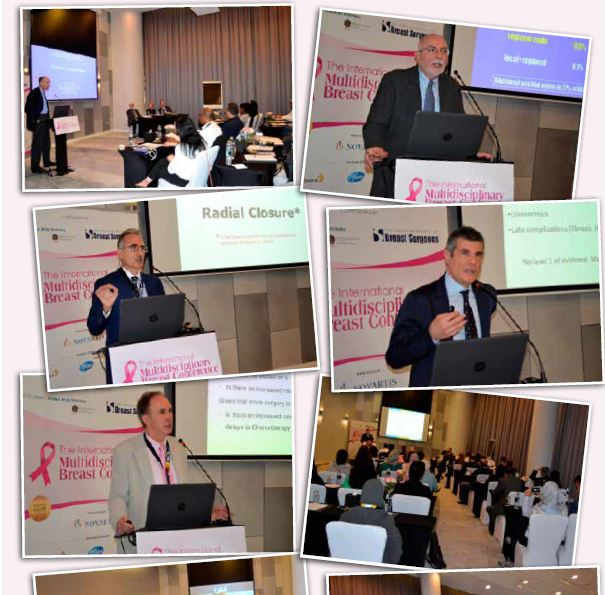 Event of the Month: The International Multidisciplinary Breast Conference 2018