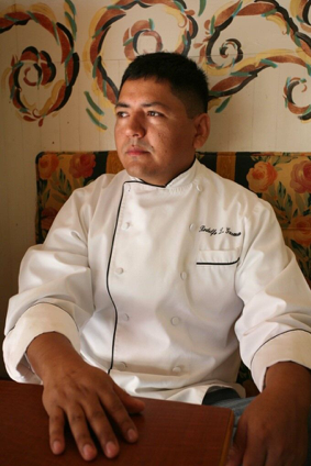 Chef Rodolfo Guzman of Jaleo Disney Springs