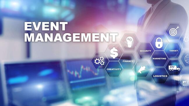 Event management budgeting