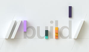 Microsoft Build conference logo