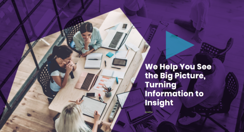 Intrado Corporation - We help you see the big picture, turning, information to insights