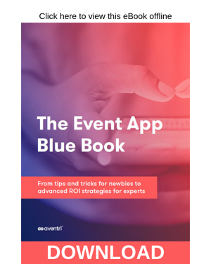 The Event App Blue Book