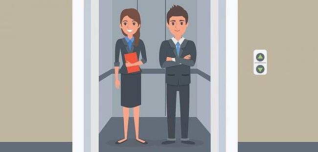 The event elevator pitch