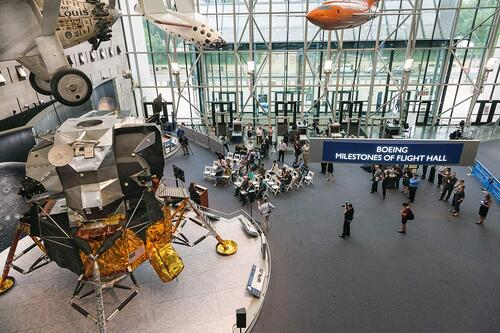 National Air and Space Museum Venue - Washington, D.C.