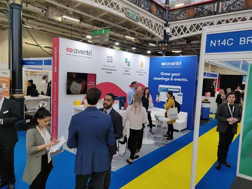 confex stand