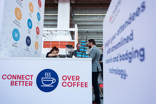 connect better over coffee