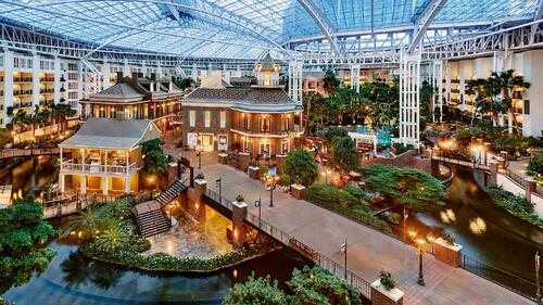 Gaylord Opryland Resort and Convention Center Venue - Nashville, Tennessee