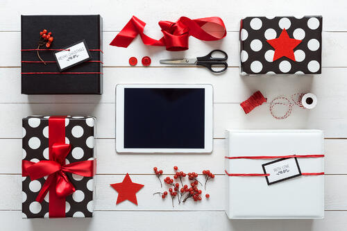 gift giving tech for event planners