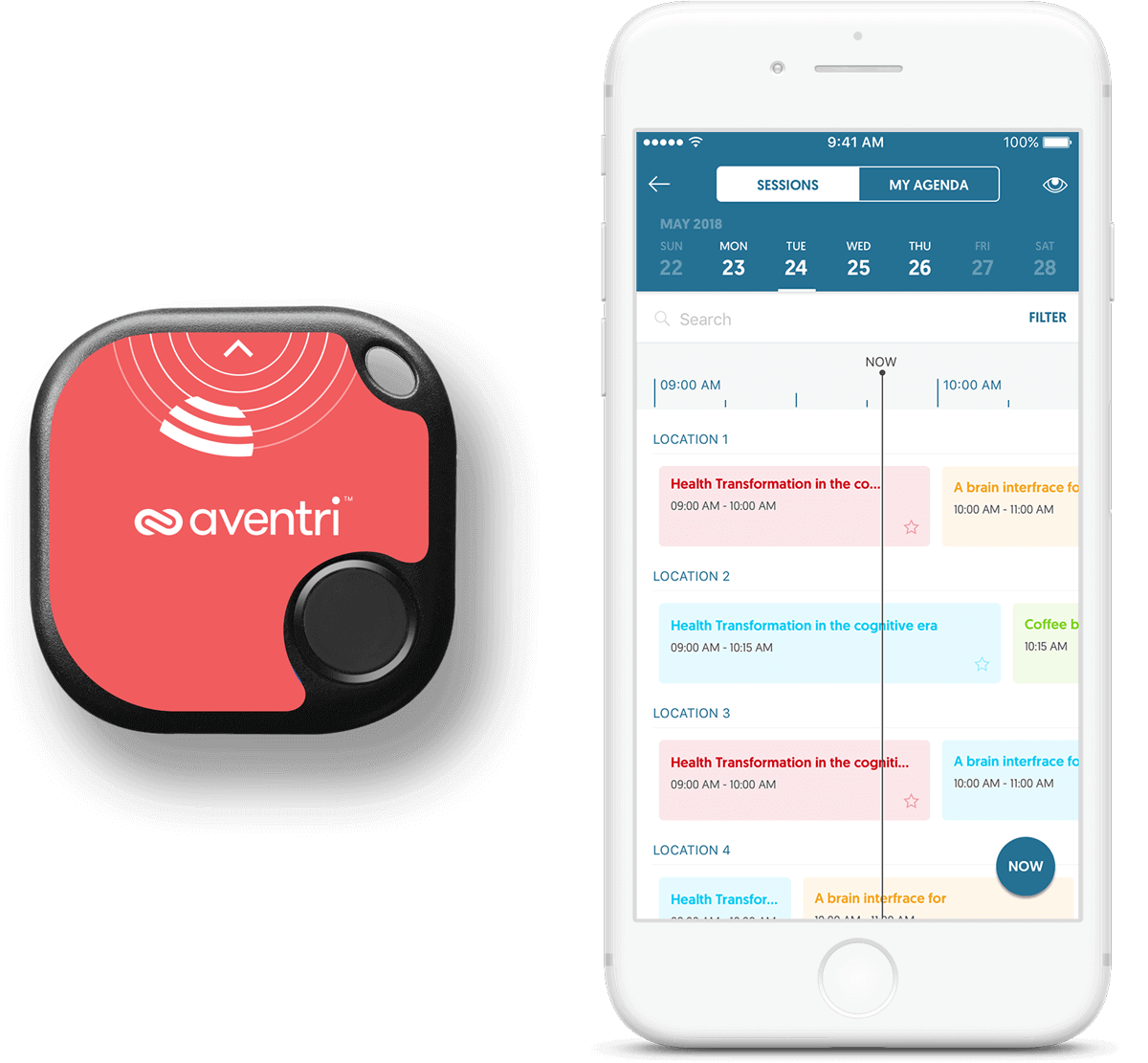 Mobile event app attendee engagement