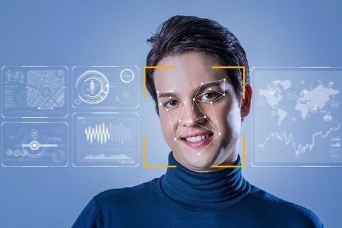 Facial recognition technology being used to create a personalized experience for attendees