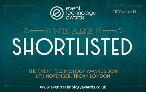 Aventri Has Been Shortlisted for 4 Event Technology Awards