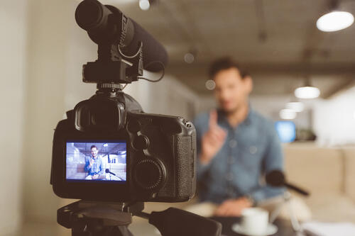 Video marketing for event planners
