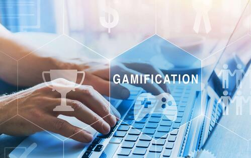 virtual event gamification