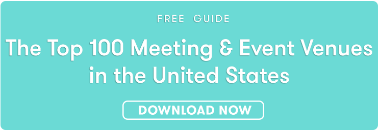 The Top 100 Meeting and Event Venues in the United States
